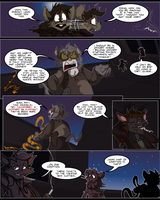 Keeping Up with Thursday, Issue 14 page 5 by KUWTComicsInc