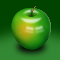 Apple by tentonman