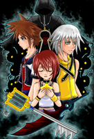 Kingdom Hearts by Nekoshoujo