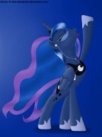 Rock On Luna by brony-in-the-shadows