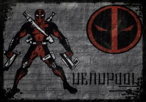 Ultra Deadpool by PsychosisEvermore