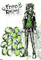 Free Ballons by helga-medwed