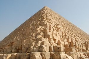Pyramid of Khufu 3 by Lauren-Lee