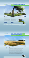 Ecocare website by gbindis