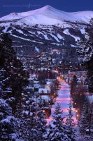 Breckenridge at Dawn by Nate-Zeman