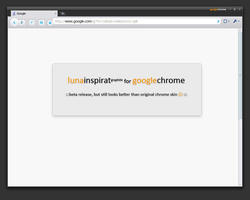 LI Graphite for Google Chrome by krosavcheg