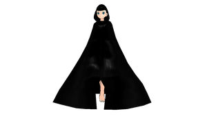 MMD Hooded Cape DL by 2234083174
