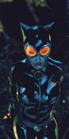 Catwoman sig by Dumbraccoons