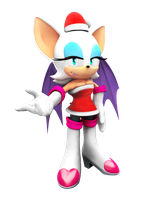 Christmas Rouge 2014 Render by NIBROCrock