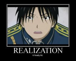 Demotivational: Roy Mustang by sheekFHT