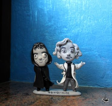 Young Frankenstein by r0ra