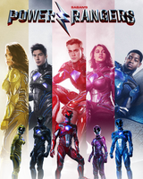 Power Rangers the movie 2017 by StanAddams