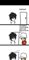 Death Note Comic: Candy by Lauraloveslily