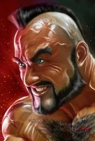 Zangief - 2015 by axlsalles