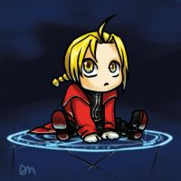 Full-Chibi Alchemist by veyn