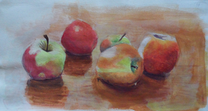 Apples by daxy5