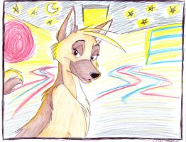 Fido's Streets of Gold by Stray-Sketches