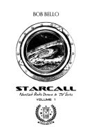 Srtarcall 1 Title Page by Timeship