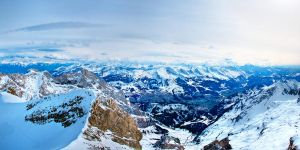 From Mt. Santis by GTRacer
