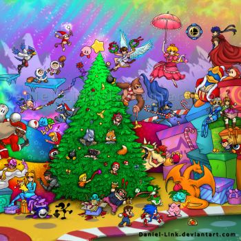 Merry Christmas 2011 by Daniel-Link