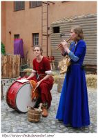 Medieval Music VI by Eirian-stock