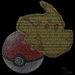 PokeTypography by xcalixax