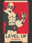 Deadpool Level Up by Guidux92