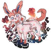 Sylveon by NLX4