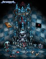 The Binding of Isaac Rebirth Fan Sketch by Artanielasphyxia