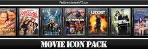 Movie Icon Pack 52 by FirstLine1