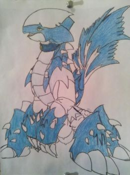 Azure Coloring by DAMAGE175