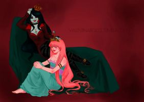 The Queen's Lair by vika8D