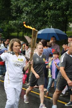 Olympic Torch Relay Hemel Hempstead 14 by Mangekyou88