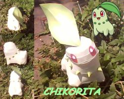 chikorita by turtwigcuTey
