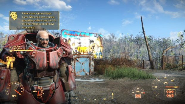 Dr Eggman in Fallout 4 by jamsonic