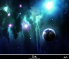 Blue by ItalianDesigner
