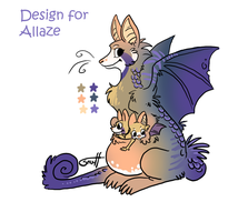 Design for Allaze by griffsnuff