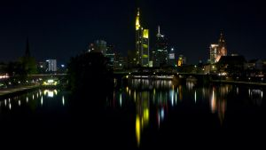 Frankfurt am Main by batmantoo