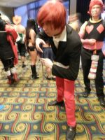 Anime Los Angeles 2015 Iori Yagami by Demon-Lord-Cosplay