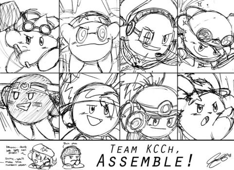 ODDG74 - Assemble the Troops by caat