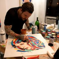More Process on Jackie by theirison