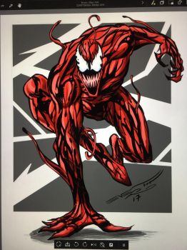 Carnage by Everth-Flores