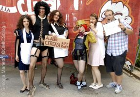 The Rocky Horror Picture Show by MiracoliCosplay