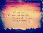 Be yourself by MeibyWabie