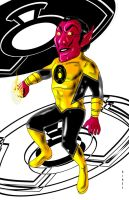 SINESTRO: FEAR by Dimestime