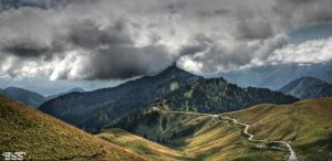 Chartreuse (Alps-France) by CharlieMerci