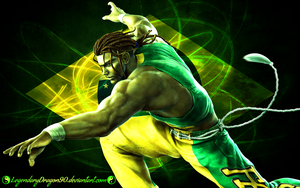 Mestre Eddy Gordo by LegendaryDragon90