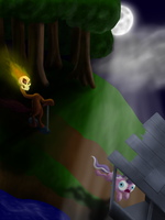 The Headless Scooter of Sleepy Ponyville by The-Laughing-Horror