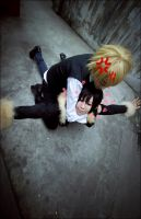 Izaya is M by LALAax