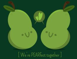 PEARfect_Together by Sarinjin